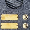 Doorbell plates, doorknockers, bells, bell-pulls, electrical and mechanical chimes ...