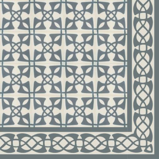 187 Cement Floor Tile Ornament Art Nouveau 171 Von Replicata