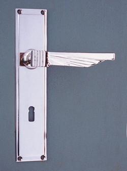 Interior Door Ing Art Deco