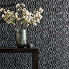 Embossed wallpapers, panels and borders, linseed oil-based