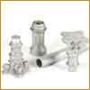 Freely combinable tubes, capitals, base elements and decorative rings