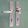 Entrance door fittings 20S STYLE HEXAGONAL