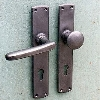 Entrance door fittings 20`s STYLE HALLE