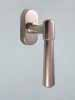 Window handle BAUHAUS straight handle