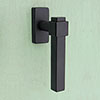 Window handle BRESCIA (HR) - wrought iron -