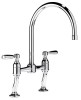 2 hole kitchen sink mixer