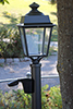 Pedestal latern VENDOMES