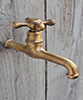 Water tap cross handle