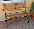 Garden bench ROCHEFORT