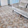 cement floor tile sqare ornament