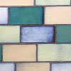 Wall tile AGUA colour mix