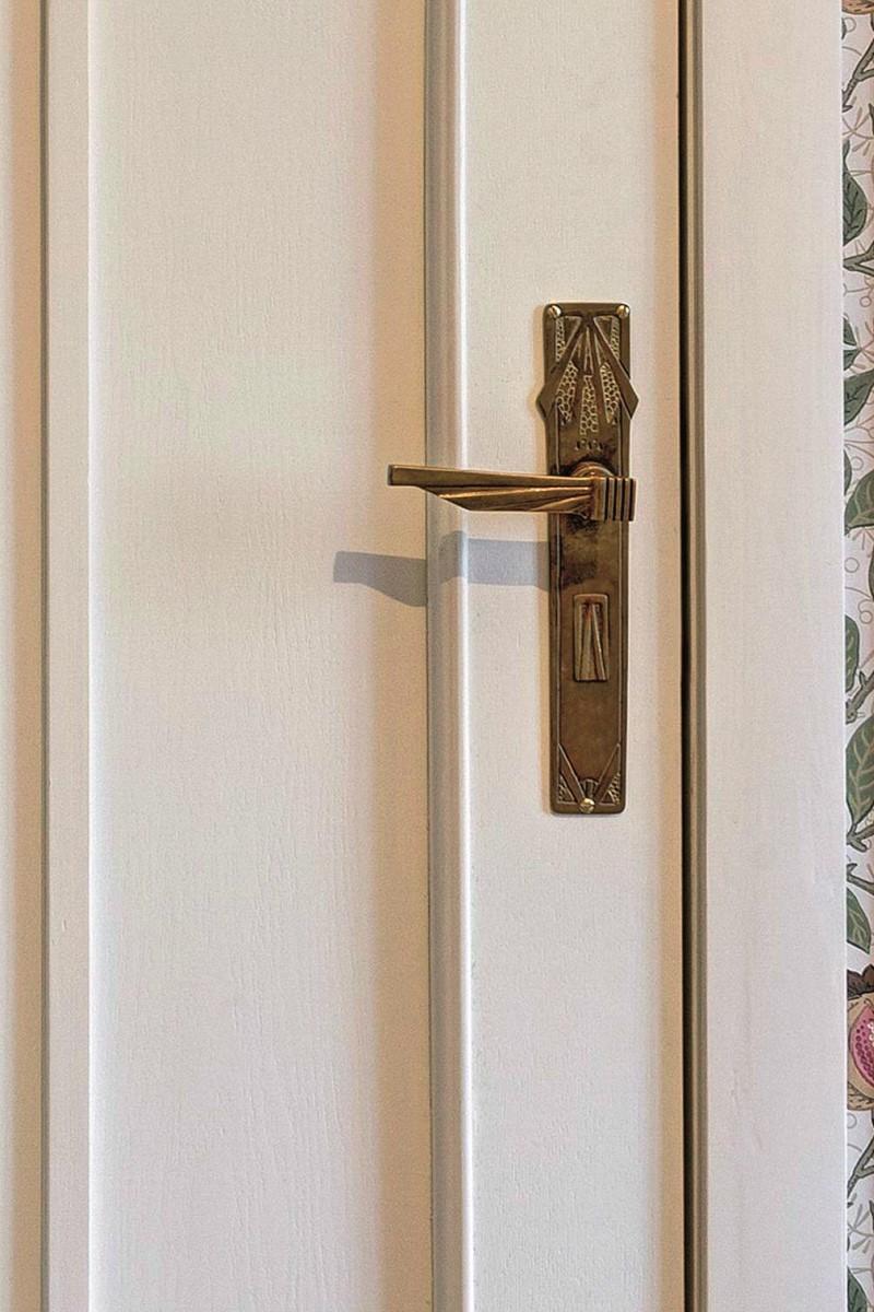 187 Interior Door Fitting Art Deco 171 Von Replicata