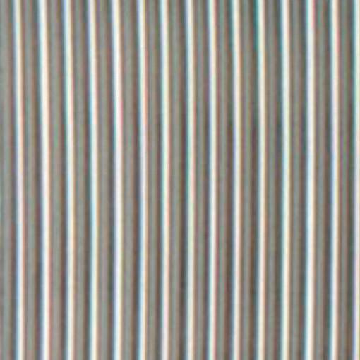 fluted glass spectrum von replicata plate size 610 x 610 mm