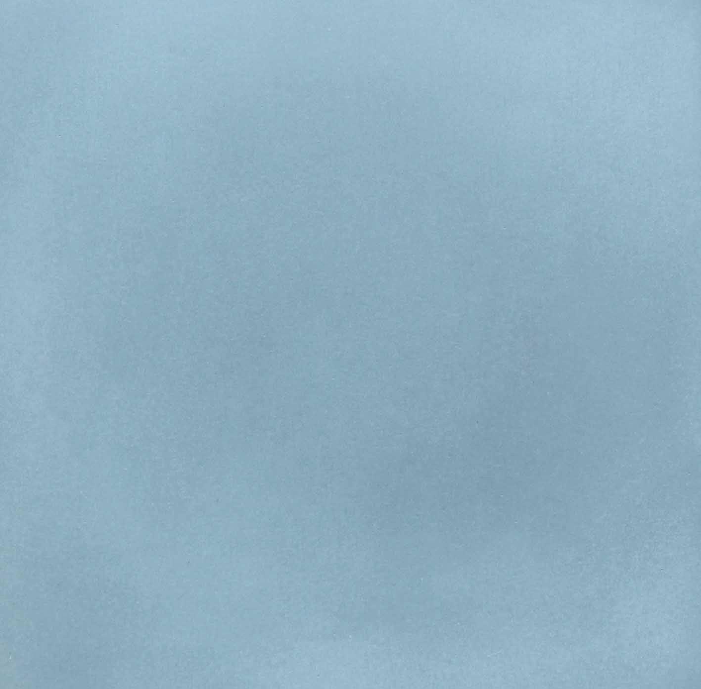 »Cement wall tile unicoloured blue-grey 07« von Replicata - 100 x 100 x 13 mm - Replikate