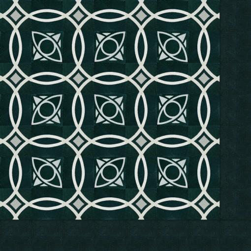 Terrazzo cement floor tiles« von Replicata - 200 x 200 x 18 mm
