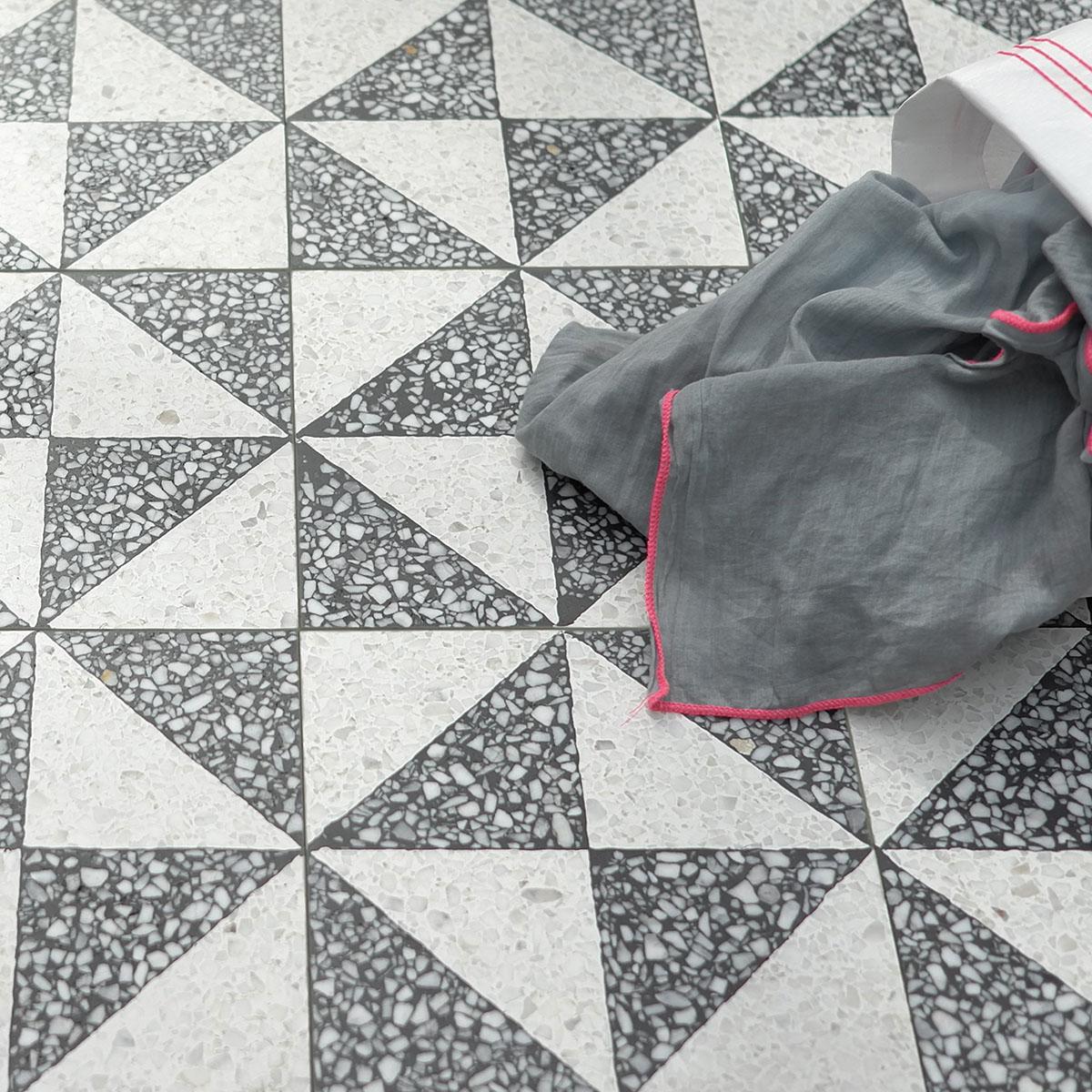 authentic gallery installations terrazzio floor floors tile terrazzo