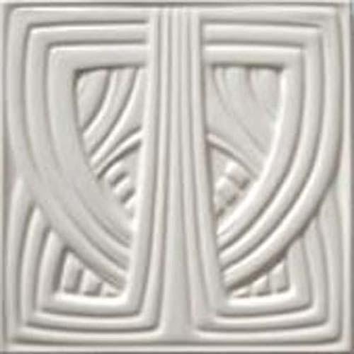 Wall tile Art Nouveau VAN DE VELDE DECOR A« von Replicata - 15 x ...