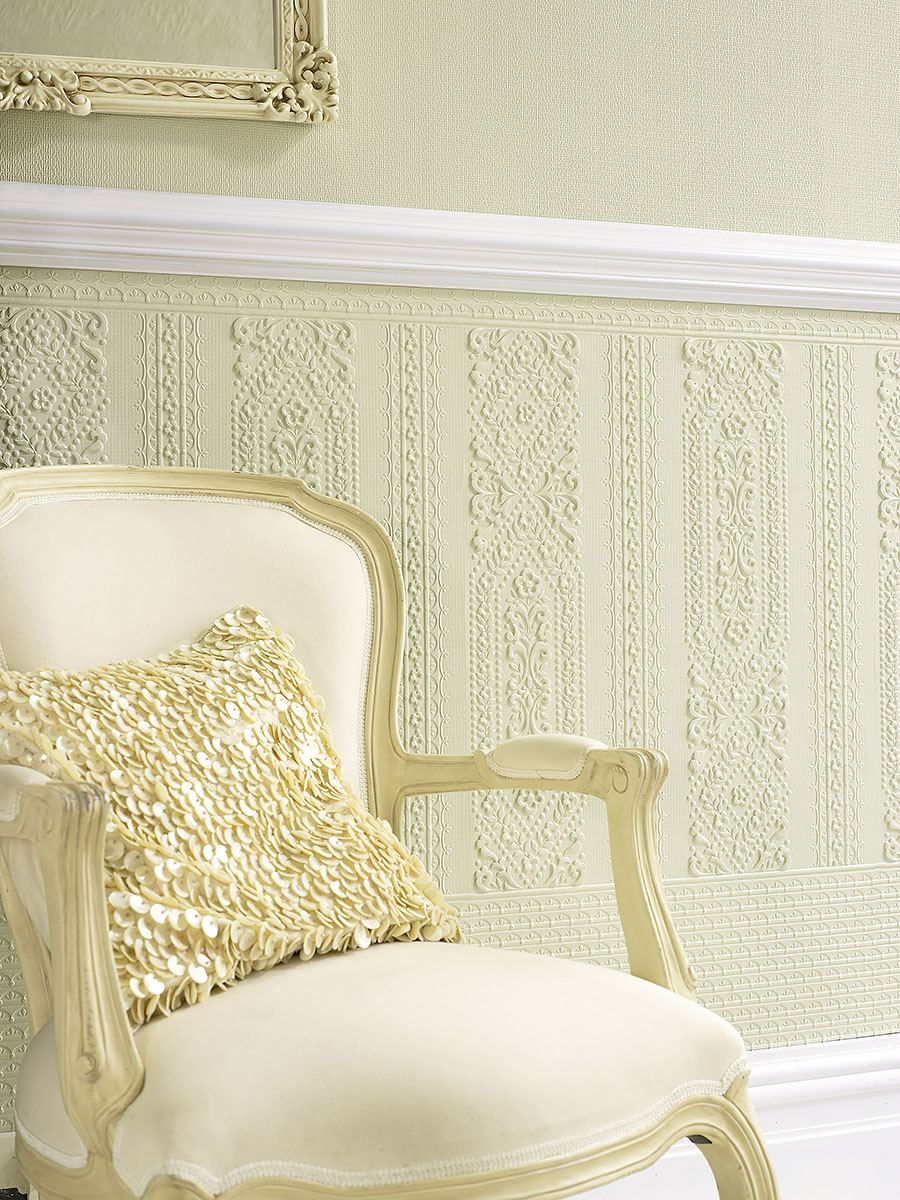 LINCRUSTA Wallpaper by Replicata: Well-formed Reproductions for ...